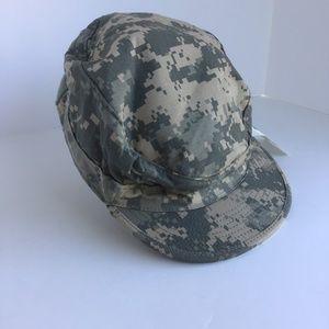 Accessories - NWT ARMY DIGI CAMO ARMY HAT SIZE 7 3/4